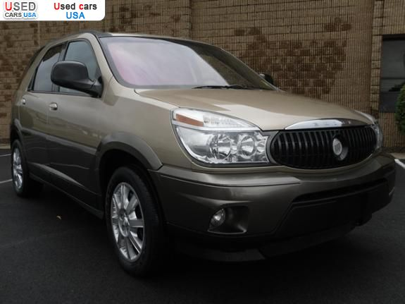 for sale 2005 passenger car buick rendezvous huntingdon valley insurance rate quote price. Black Bedroom Furniture Sets. Home Design Ideas