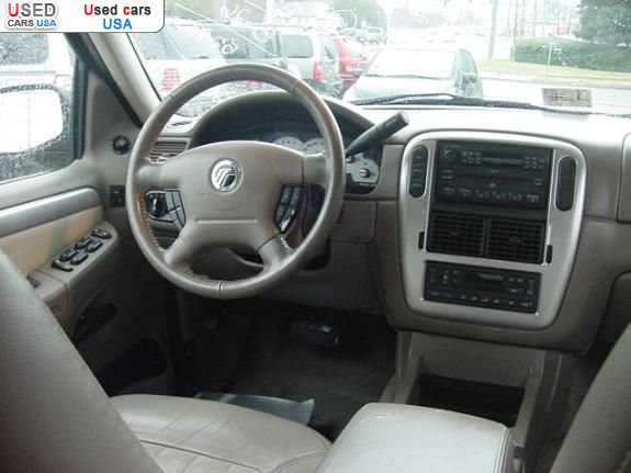 For Sale 2005 Passenger Car Mercury Mountaineer Virginia Beach Insurance Rate Quote Price