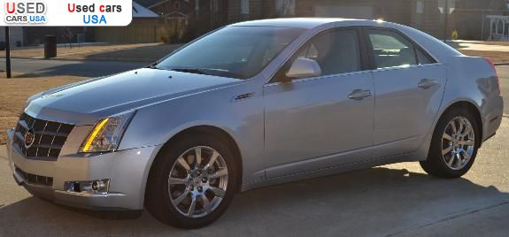 for sale 2009 passenger car cadillac cts searcy. Black Bedroom Furniture Sets. Home Design Ideas