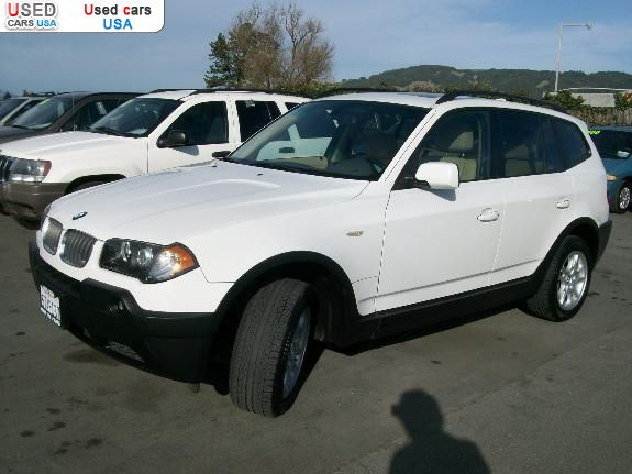 for sale 2004 passenger car bmw x3 santa rosa insurance rate quote price 12900 used cars. Black Bedroom Furniture Sets. Home Design Ideas