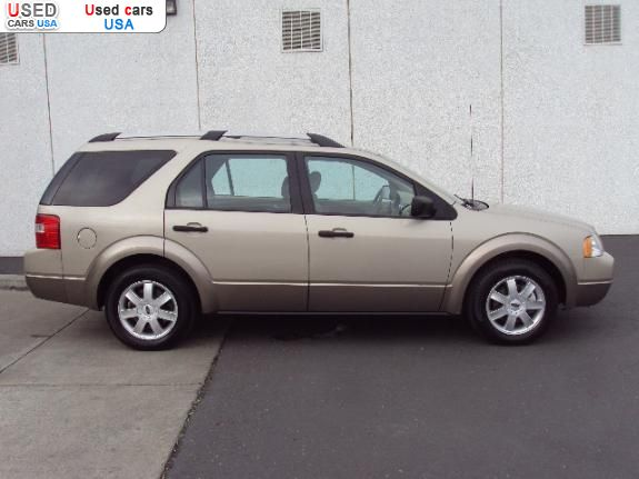 for sale 2005 passenger car ford freestyle kennewick insurance rate quote price 10988 used. Black Bedroom Furniture Sets. Home Design Ideas