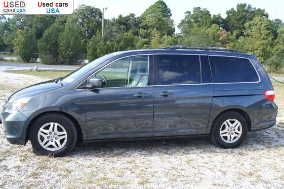 for sale 2005 passenger car honda odyssey panama city insurance rate quote price 11999 used. Black Bedroom Furniture Sets. Home Design Ideas