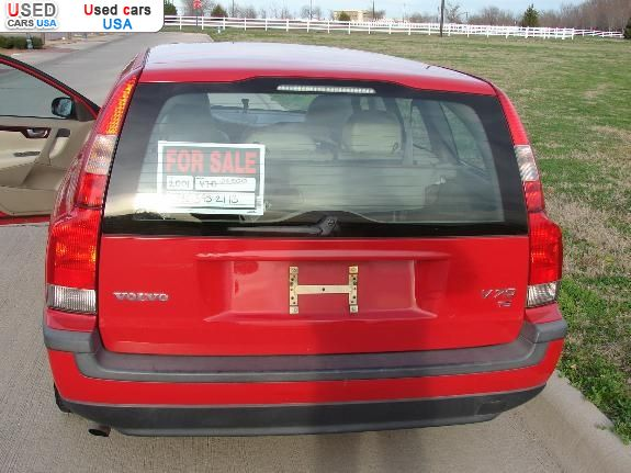 car Volvo V70, Mckinney, insurance rate quote, price 4500$. Used cars