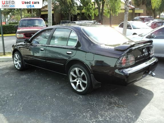 for sale 1996 passenger car nissan maxima insurance rate quote price 3999 used cars. Black Bedroom Furniture Sets. Home Design Ideas