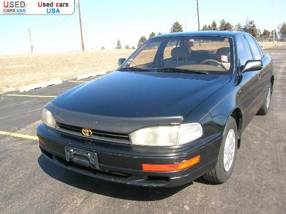 for sale 1993 passenger car toyota camry arvada insurance rate quote price. Black Bedroom Furniture Sets. Home Design Ideas