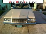 Car Market in USA - For Sale 1982  Buick Regal
