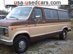 1984 Ford Econoline  used car