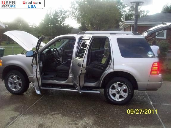 ... Car Market in USA - For Sale 2005 Ford Explorer ... & For Sale 2005 passenger car Ford Explorer Shepherdsville ... markmcfarlin.com