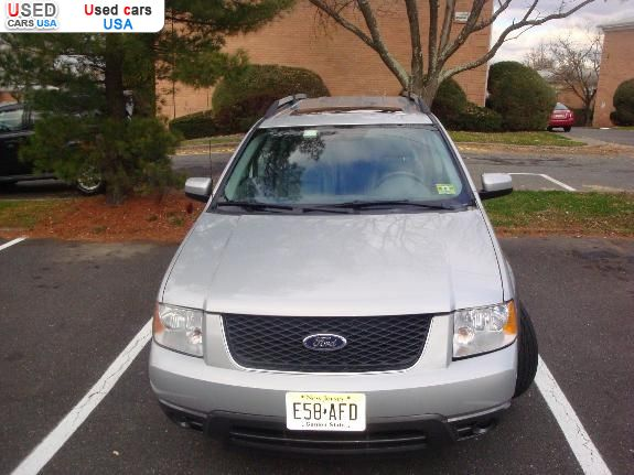 for sale 2005 passenger car ford freestyle little falls insurance rate quote price 4800. Black Bedroom Furniture Sets. Home Design Ideas