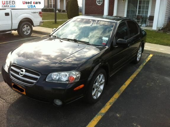for sale 2002 passenger car nissan maxima horseheads insurance rate quote price 8900 used cars. Black Bedroom Furniture Sets. Home Design Ideas