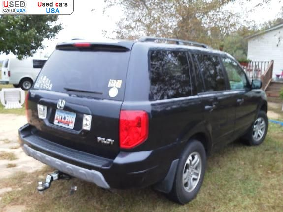 for sale 2003 passenger car honda pilot florence insurance rate quote price 6800 used cars. Black Bedroom Furniture Sets. Home Design Ideas