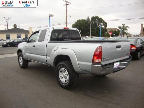 for sale 2006 passenger car toyota tacoma santa ana insurance rate quote price 13995 used cars. Black Bedroom Furniture Sets. Home Design Ideas