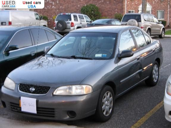 Car Market in USA - For Sale 2001  Nissan Sentra