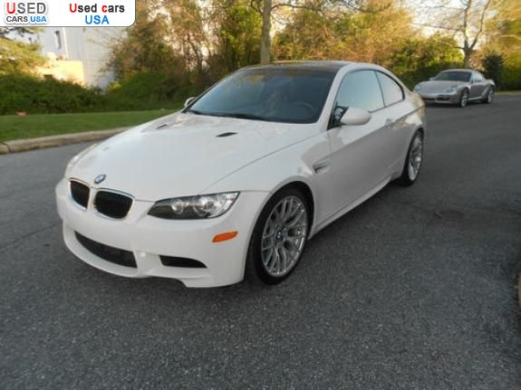 for sale 2011 passenger car bmw m3 wheeling insurance rate quote price 47300 used cars. Black Bedroom Furniture Sets. Home Design Ideas