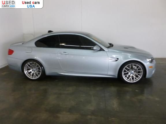 for sale 2011 passenger car bmw m3 wheeling insurance rate quote price 45900 used cars. Black Bedroom Furniture Sets. Home Design Ideas