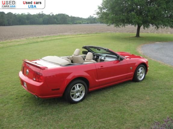 for sale 2009 passenger car ford gt valdosta insurance rate quote price 18400 used cars. Black Bedroom Furniture Sets. Home Design Ideas