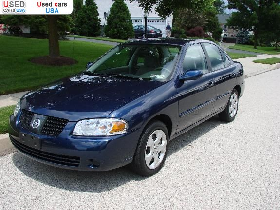 for sale 2005 passenger car nissan sentra flourtown insurance rate quote price 8500 used cars. Black Bedroom Furniture Sets. Home Design Ideas
