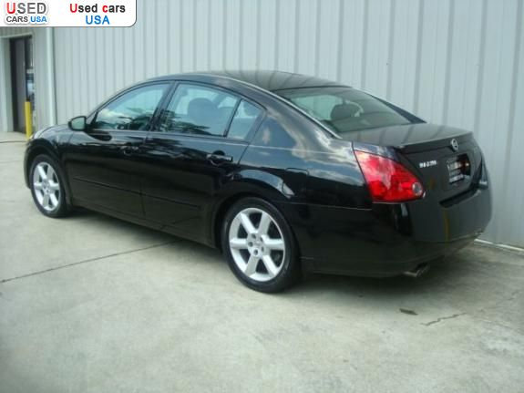 for sale 2006 passenger car nissan maxima atlanta insurance rate quote price 2955 used cars. Black Bedroom Furniture Sets. Home Design Ideas