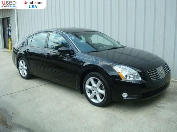 for sale 2006 passenger car nissan maxima chicago insurance rate quote price 2953 used cars. Black Bedroom Furniture Sets. Home Design Ideas