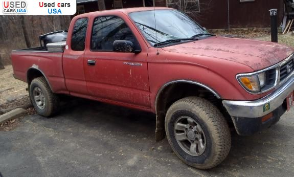 For Sale 1995 Passenger Car Toyota Tacoma  Martinsburg