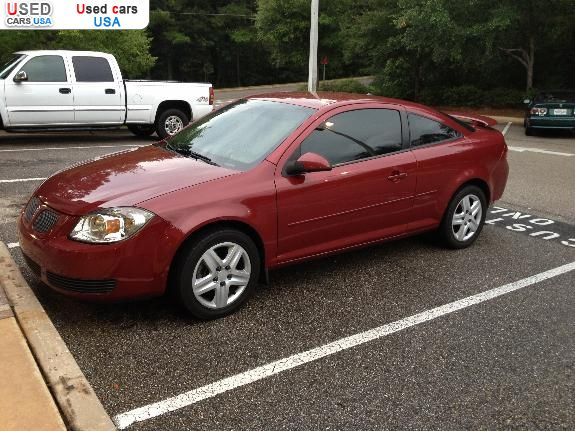 For Sale 2007 Passenger Car Pontiac G5 Tallahassee
