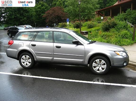 for sale 2008 passenger car subaru outback sylva. Black Bedroom Furniture Sets. Home Design Ideas
