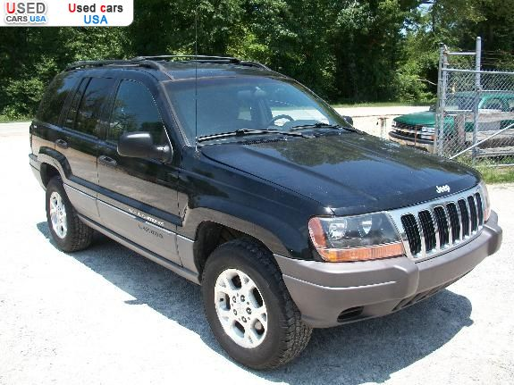 for sale 2001 passenger car jeep grand cherokee paragould. Black Bedroom Furniture Sets. Home Design Ideas