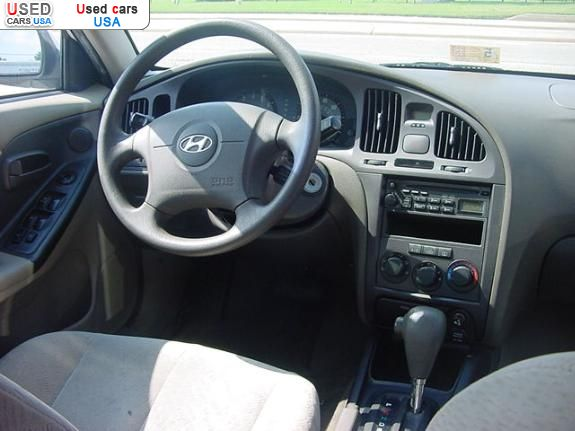 For Sale 2004 Passenger Car Hyundai Elantra Virginia