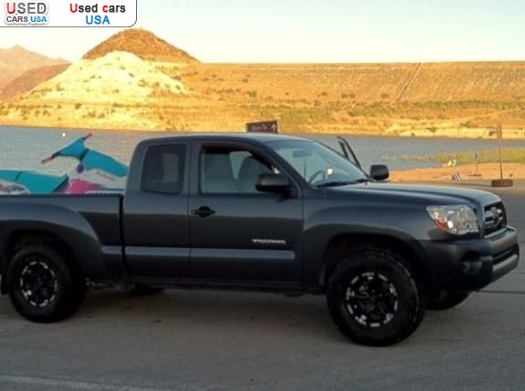 for sale 2009 passenger car toyota tacoma las vegas insurance rate quote price 16500 used cars. Black Bedroom Furniture Sets. Home Design Ideas