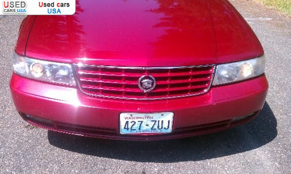 for sale 2000 passenger car cadillac sts shelton insurance rate quote price 3500 used cars. Black Bedroom Furniture Sets. Home Design Ideas