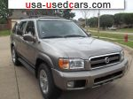 2003 Nissan Pathfinder  used car