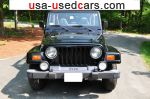 Car Market in USA - For Sale 1998  Jeep Wrangler