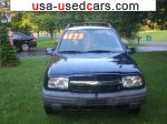 2002 Chevrolet Tracker  used car