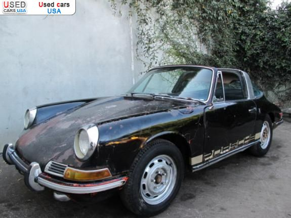 for sale 1968 passenger car porsche 911 los angeles. Black Bedroom Furniture Sets. Home Design Ideas