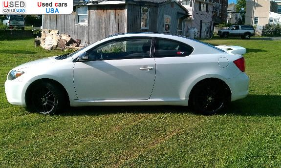 for sale 2007 passenger car scion tc gilbertsville insurance rate quote price 12000 used cars. Black Bedroom Furniture Sets. Home Design Ideas