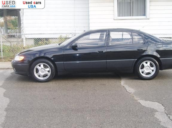 for sale 1995 passenger car lexus gs dayton insurance rate quote price 1200 used cars. Black Bedroom Furniture Sets. Home Design Ideas