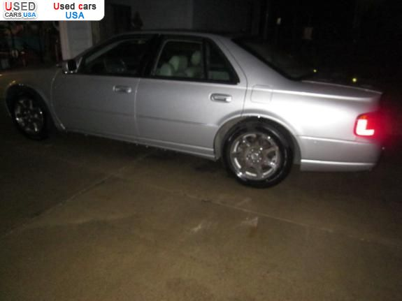 for sale 2003 passenger car cadillac sts mentor insurance rate quote price 5200 used cars. Black Bedroom Furniture Sets. Home Design Ideas