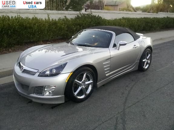 for sale 2009 passenger car saturn sky temecula insurance rate quote price 18900 used cars. Black Bedroom Furniture Sets. Home Design Ideas