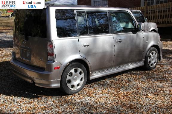 for sale 2004 passenger car scion xb spartanburg. Black Bedroom Furniture Sets. Home Design Ideas