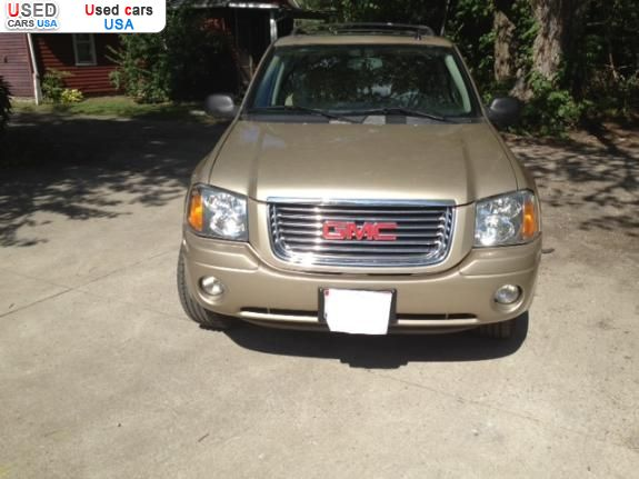 for sale 2006 passenger car gmc envoy athens insurance. Black Bedroom Furniture Sets. Home Design Ideas