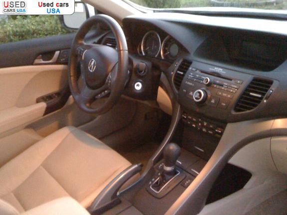 Car Market in USA - For Sale 2009  Acura TSX