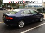 Car Market in USA - For Sale 2007  Acura TSX