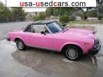 Car Market in USA - For Sale 1978   Spider