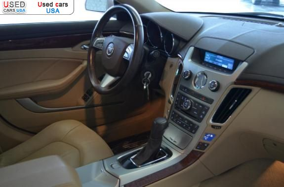 Car Market in USA - For Sale 2008  Cadillac CTS