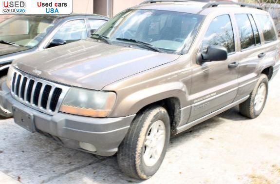 2013 Jeep Grand Cherokee For Sale By Owner In Houston Tx: For Sale 2002 Passenger Car Jeep Grand Cherokee, Houston