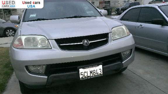for sale 2003 passenger car acura mdx highland insurance rate quote price 8000 used cars. Black Bedroom Furniture Sets. Home Design Ideas