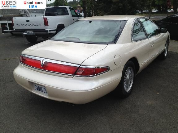 for sale 1997 passenger car lincoln mark viii novato insurance rate quote price 4977 used cars. Black Bedroom Furniture Sets. Home Design Ideas