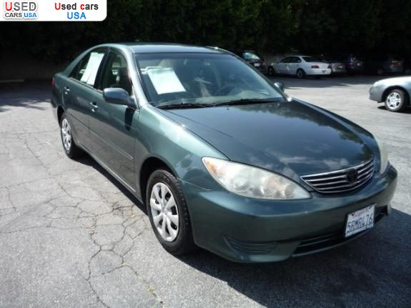 for sale 2006 passenger car toyota camry tarzana insurance rate quote price 10499 used cars. Black Bedroom Furniture Sets. Home Design Ideas