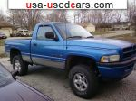 Car Market in USA - For Sale 1998  Dodge 1500
