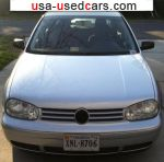 2002 Volkswagen Golf  used car